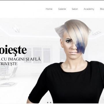 New look pentru site